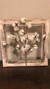 cotton frame